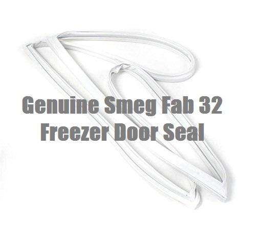 Smeg Fridge And Freezer Door Seal Freezer 754131620