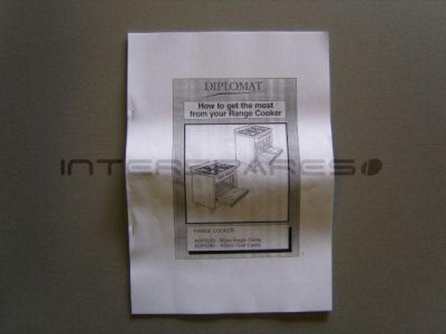 diplomat cooker   oven instruction manual 2 12vea016640 Maytag Fridge Recall Maytag Fridge Recall
