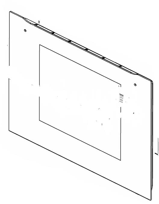 howden lamona cooker    oven outer door glass 3578768644