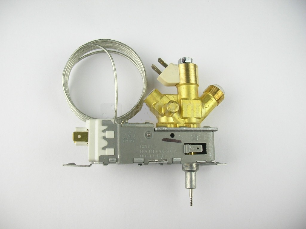 Electrolux Dometic Caravan Fridge Gas Valve / Thermostat 2412190205
