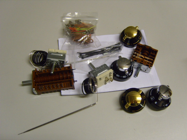 Stoves Diplomat Cooker Oven Thermostat Kit Main Oven