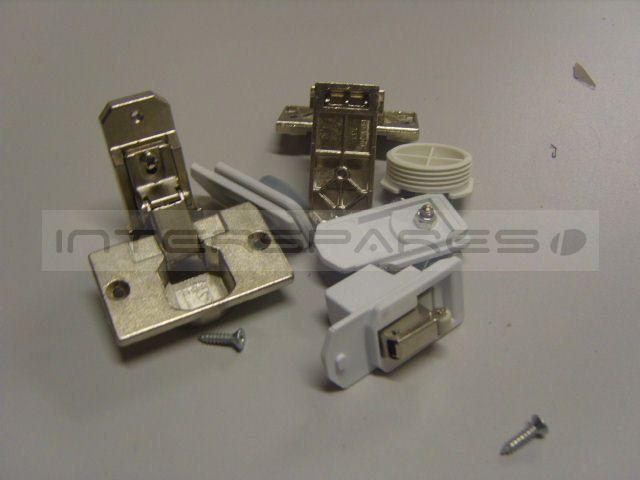 Smeg Washer Dryer Integrated Door Hinge Kit 481931039207