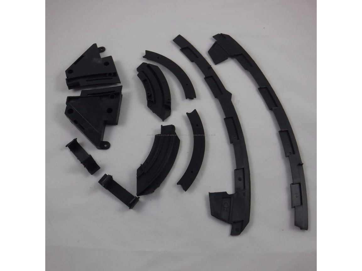 Howden Lamona Extractor Fan Front Panel Repair Kit 082639443