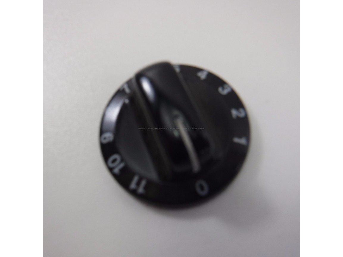 Premium Appliance Brands Ltd Hob Control Knob 11740450