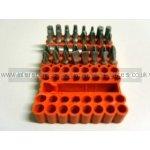 Accessories & Service Tools 33PC x 25mm screwdriver bit set