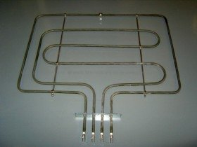 Nardi White Westinghouse GRILL / UPPER ELEMENT
