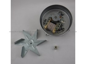 Leisure - Rangemaster Falcon Accessories & Service Tools Fan Motor Assembly