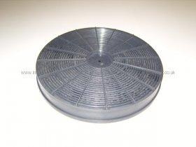 Zanussi Creda Carbon / Charcoal Filter