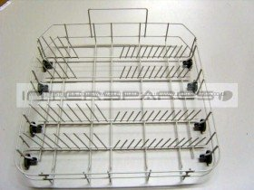 Tricity Bendix Zanussi Aeg Electrolux LOWER BASKET COMPLETE WITH WHEELS