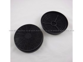 Howden Lamona Carbon / Charcoal Filter - Pair
